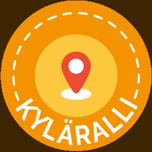 Kyläralli logo